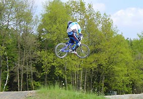 BIG-AIR am Double in Bispingen 2003